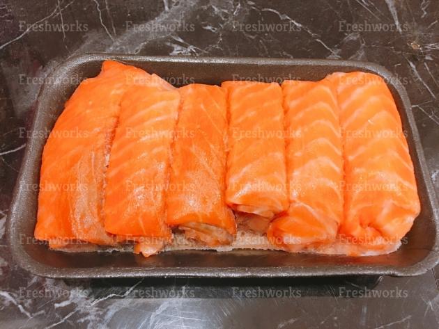 挪威鮭魚菲力捲 3